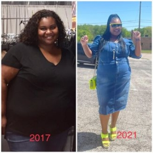 LeAndria Black - Sandra Ann Walters Life Coach and Blogger