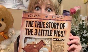 Dina Sherman, Storyteller