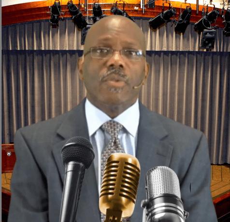 Pastor Jeffery Franklin Moffett