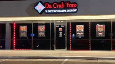 What a Delight to Meet the Owners of Da Crab Trap!